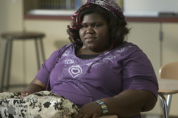 Gabourey Sidibe on The Big C