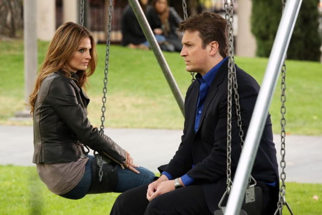 Castle Season 5 Finale Photo