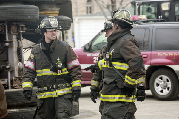 Severide's Misconduct