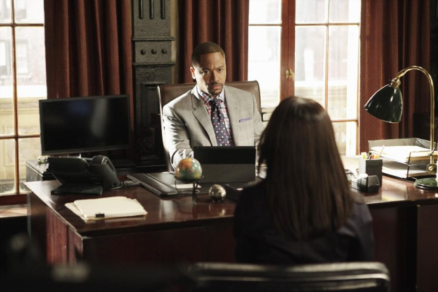 Columbus Short on Scandal