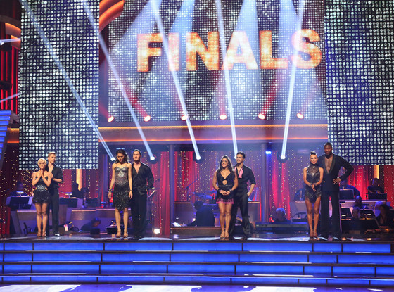 Dancing With the Stars Finale Photo