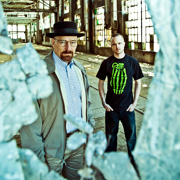 Breaking Bad Promo Photo