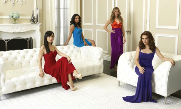 The Cast of Mistresses