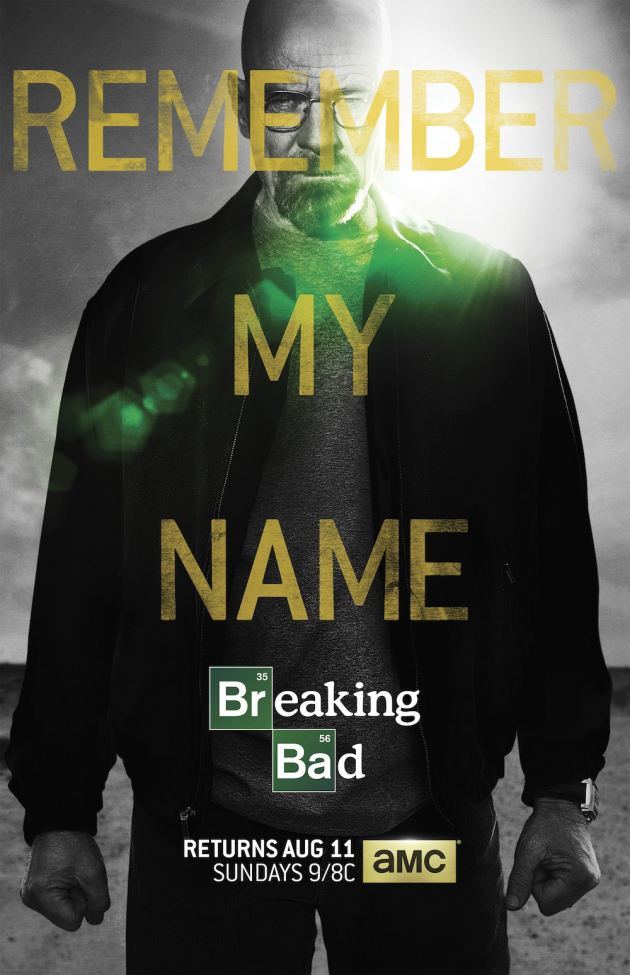 Breaking Bad Key Art