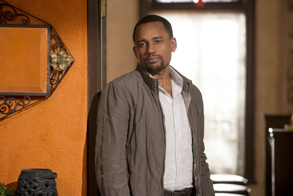 Hill Harper on Covert Affairs