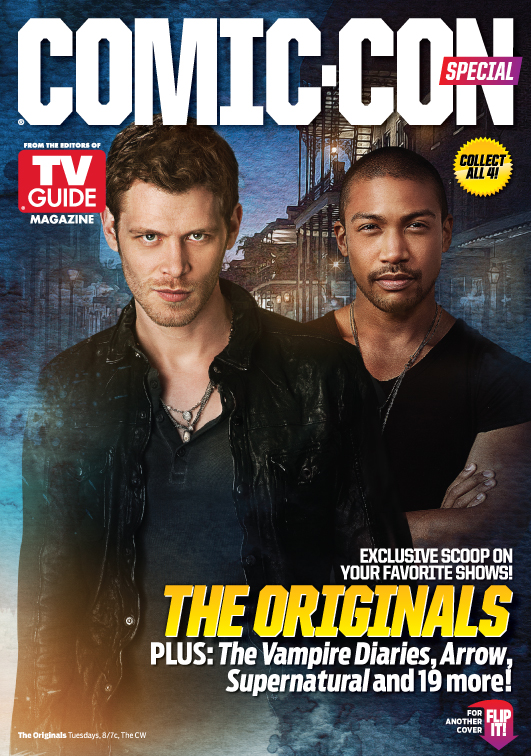 The Originals TV Guide Cover