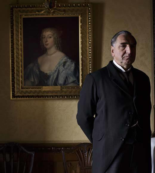 Jim Carter as Mr. Carson