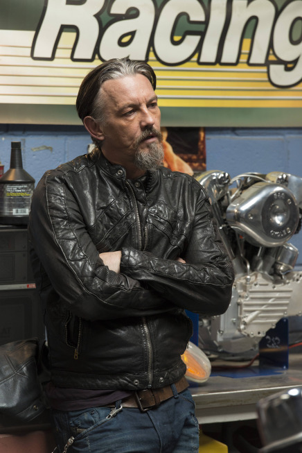 Chibs as VP