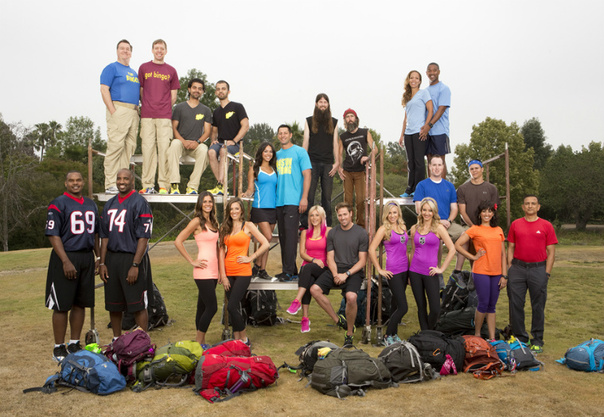 New Amazing Race Cast