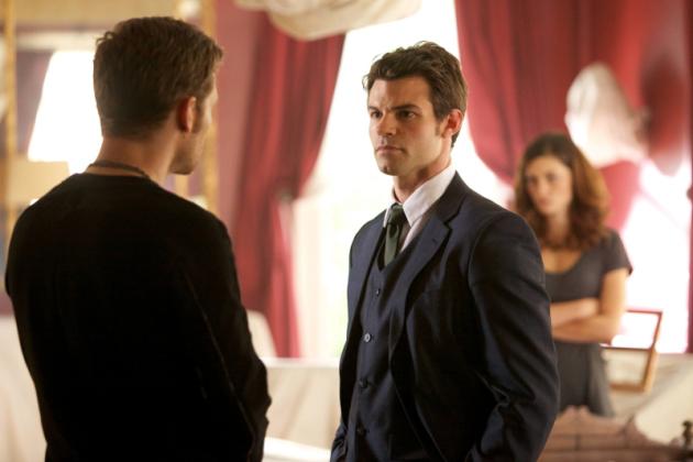 Elijah Versus Klaus