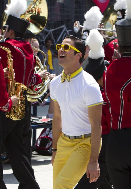 Blaine Sings the Beatles