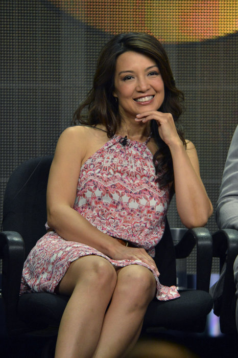 Ming-Na Wen at TCA Press Tour