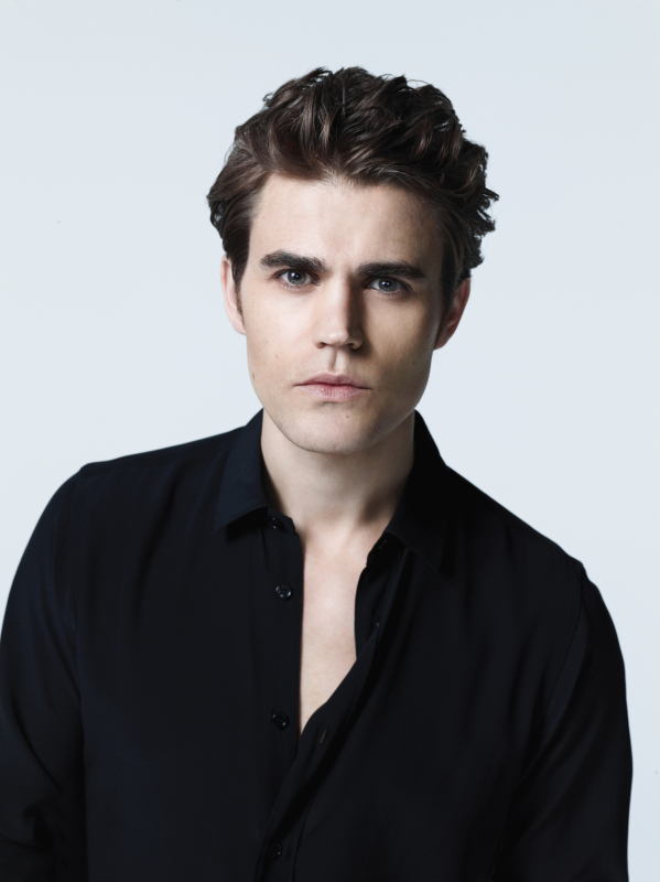 Paul Wesley Promotional Image