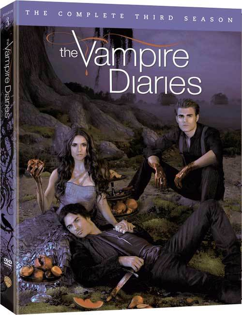 The Vampire Diaries Season 7 Bluray / DVD Cover Art & Release Date ...