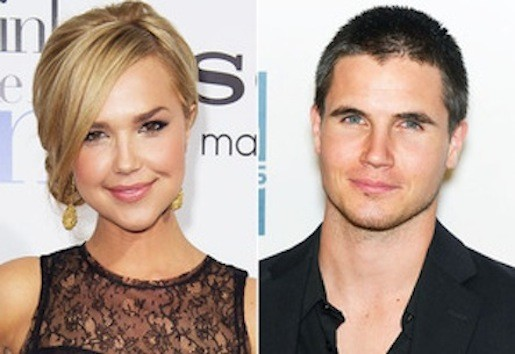 Arielle Kebbel couple