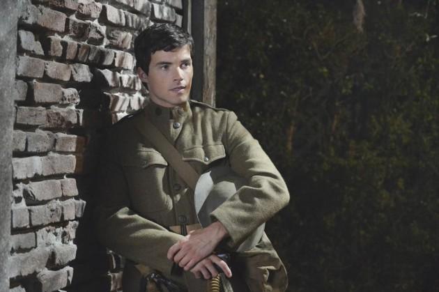 Ezra in Costume