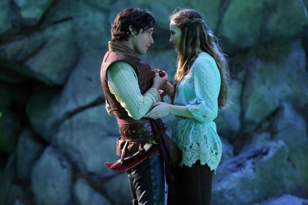 Peter Gadiot And Sophie Lowe In Wonderland
