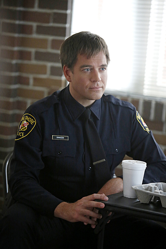 Officer Tony DiNozzo