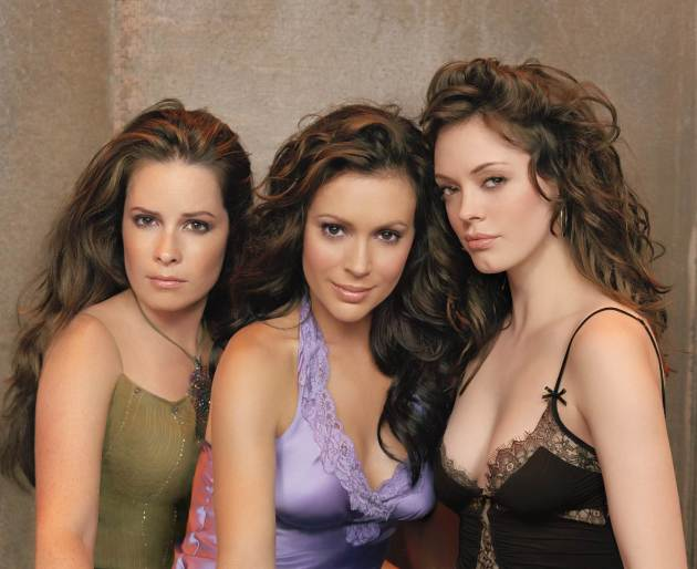 Charmed Cast Pic