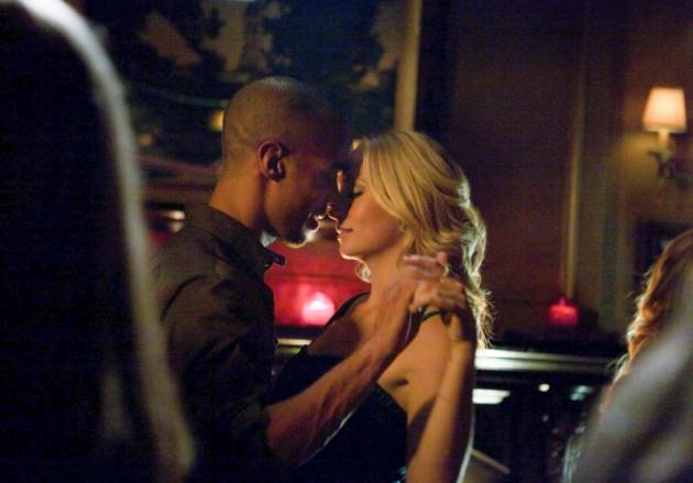 Dancing with Caroline
