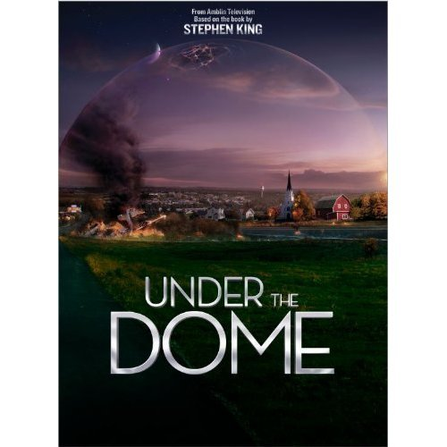 Under The Dome DVD Cover Art