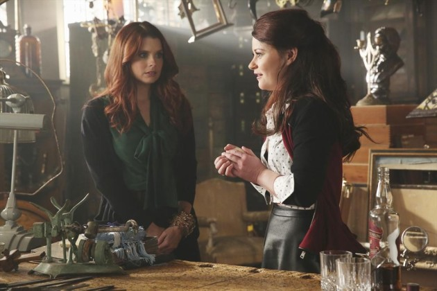 Ariel & Belle