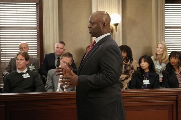 The Jury Listens