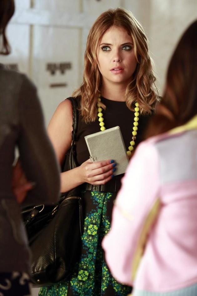 Hanna on the Scene