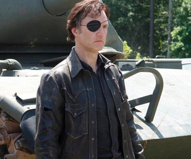 The Governor on Season 4