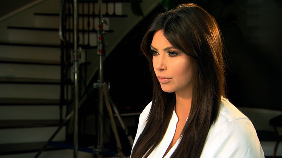 An Intense Kardashian