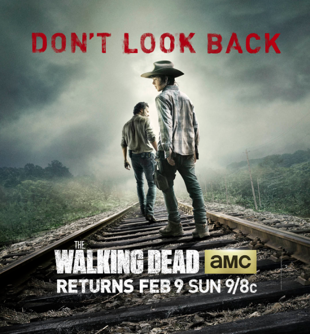 Walking Dead Return Poster