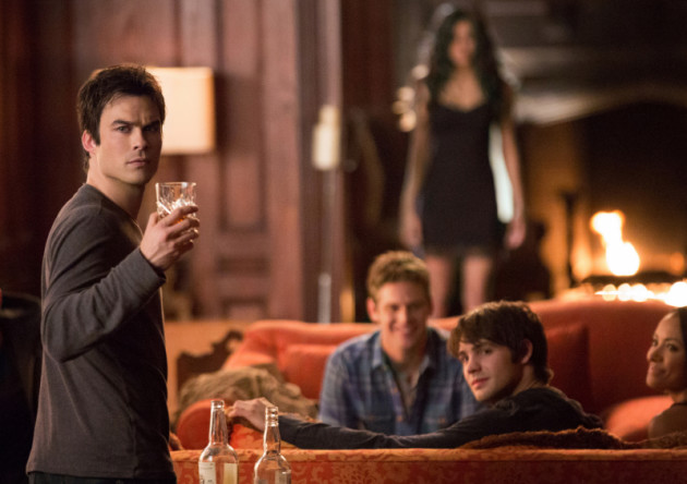 One Drink for Damon