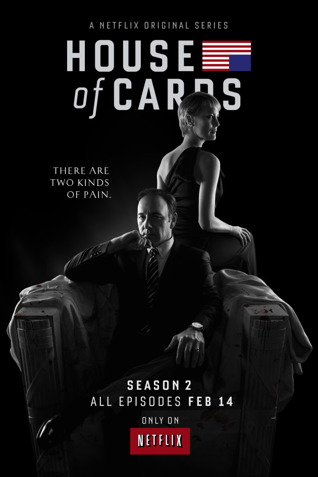 House of Cards Season 2 Poster