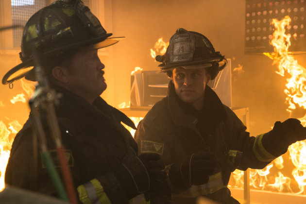 Chicago Fire Returns