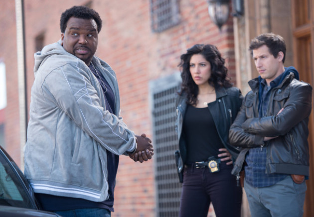 Craig Robinson on Brooklyn Nine-Nine