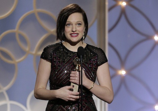 Elisabeth Moss on Stage
