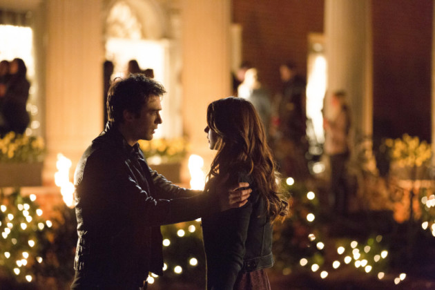 Damon Confronts Elena