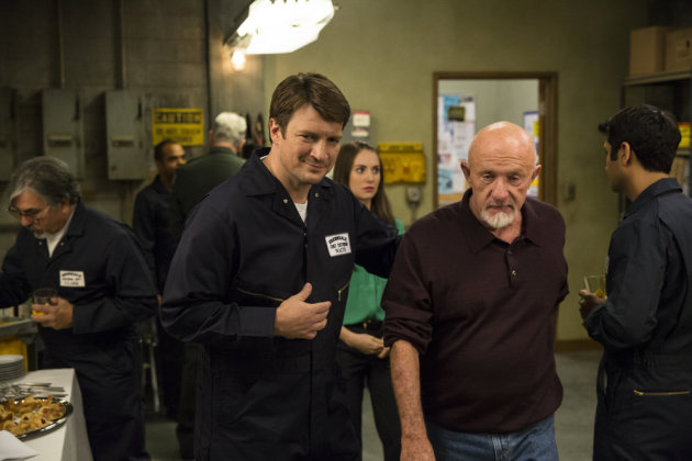 Nathan Fillion Guest Stars