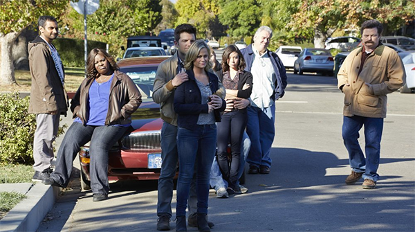 Parks and Recreation Says Goodbye