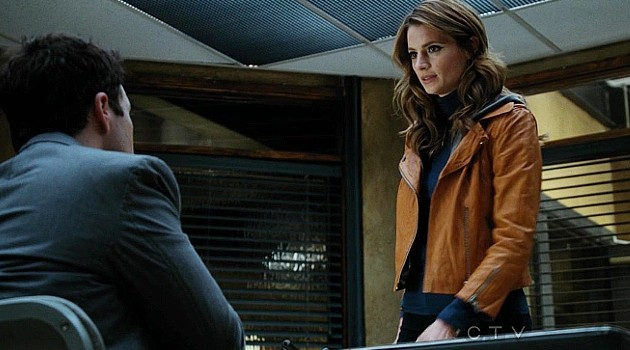 Beckett in Doma Leather