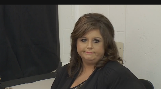 Abby Looks Unhappy