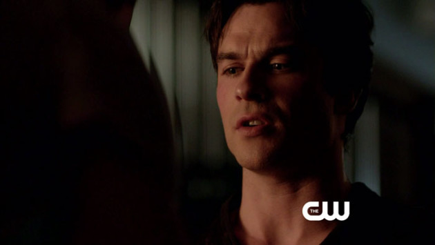 Damon in No Exit