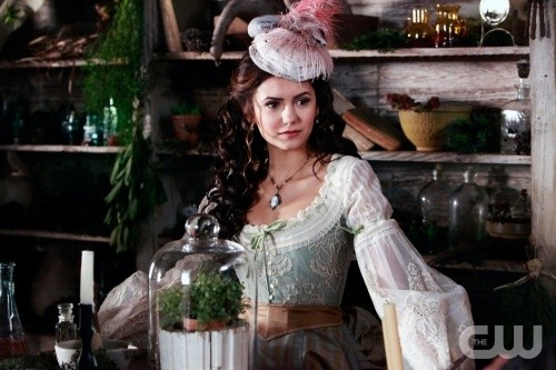 Katherine Pierce Flashback Pic