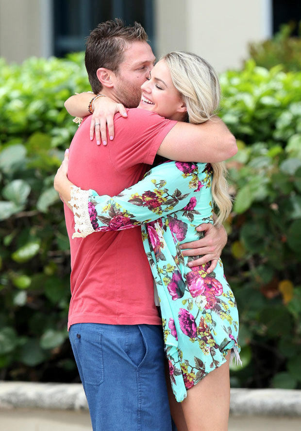 Juan Pablo and Nikki in Miami