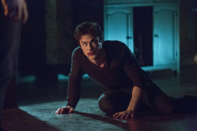 Down Goes Damon!