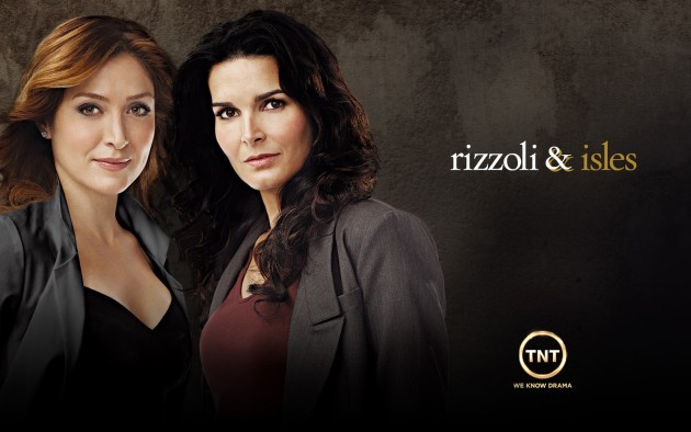 Rizzoli & Isles Poster