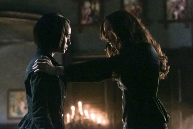 Katherine vs. Bonnie