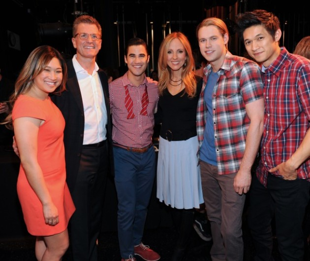 A Glee Party