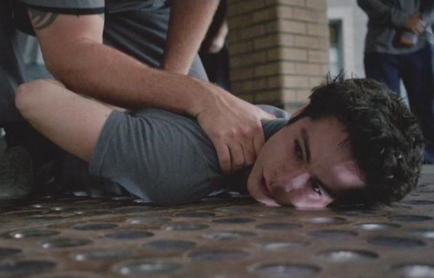 Stiles Taken Down