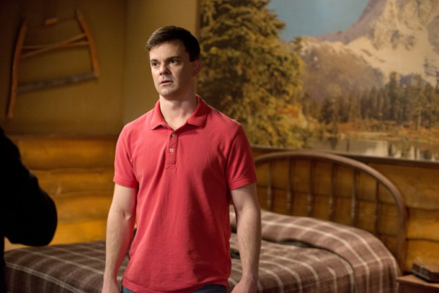 Ghostfacer Harry Hot on the Trail